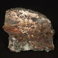 bb: Mohawkite - Unique Slab from Michigan Copper Country