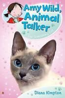 Diana Kimpton, The Vanishing Cat (Amy Wild, Animal Talker), Very Good Book