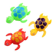 Wind-up Swimming Turtle Mechanical Collectible Toy Kids Birthday X'mas Gift
