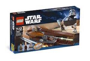 LEGO  STAR  WARS GEONISIAN  STARFIGHTER  #7959.  BRAND  NEW