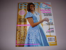 ESSENCE MAGAZINE, AUGUST, 2014, MICHELLE OBAMA Cover, MAYA ANGELOU TRIBUTE!