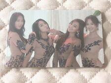 (ver. Group) SISTAR 4th Mini Album I Like That Photocard K-POP OT4