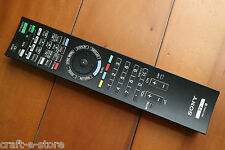 Genuine SONY TV Remote RM-YD057 for KDL-55HX820 46HX820 XBR-65HX929 55HX929