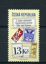 Czech Republic 2016 MNH Philatelic Exhibition Zdar nad Sazavou 1v Set Stamps