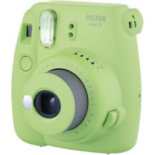 Fujifilm Instax Mini 9 Compacto Instantáneo Película Cámara: verde lima