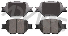 Frt Disc Brake Pads  ADVICS  AD0817