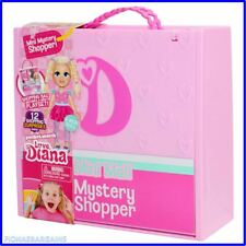 """NEW & SEALED Love Diana Mini Mall Mystery Shopper Playset With 6"""" Doll"""