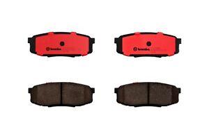 Rear Disc Brake Pad Set Brembo Ceramic for Lexus LX570 Toyota Sequoia Tundra