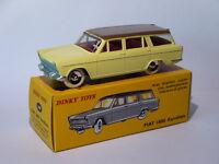 Fiat 1800 Familiale  réf. 548 au 1/43 de dinky toys atlas / DeAgostini