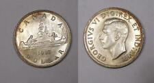 1937 CANADA SILVER DOLLAR SELECT BU NICE! INV#329-62