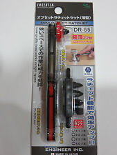 Engineer Mini Offset Ratchet Dr-55