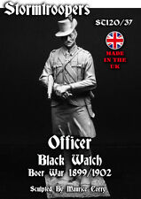 Stormtroopers  Officer 42nd Black Watch Boer War 120mm Unpainted kit CORRY
