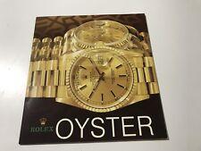 Rolex Oyster Vintage Catalogue 1993 Rare Ref 16520 16710 16610