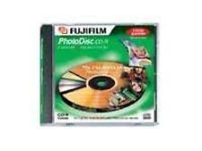 FUJI Fujifilm CD-R vuoto photodisc x 10 pacco