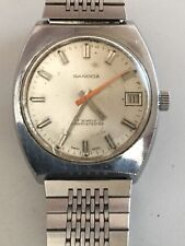 Vintage Sandoz Automatic Watch 17 JEWELS ANTIMAGNETIC SHOCKPROTECTED, Running OK