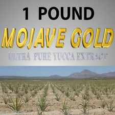 Raw Yucca Schidigera Extract Mojave Miracle Hydro Therm X-70 Hygeia's Hydration