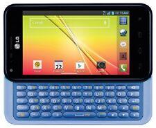 LG D520 Optimus F3Q Navy Blue T-Mobile Excellent Condition Smartphone
