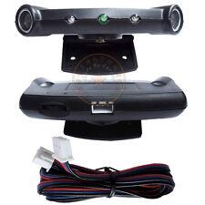 car alarm sensor motion alarm LED color indication built in ultrasonic sensors