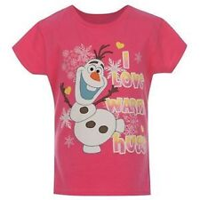 Disney Girls' T-Shirts 2-16 Years