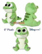 Disney Store Animators Collection Mini Baby Croc Plush 6 in Tick Tock Peter Pan