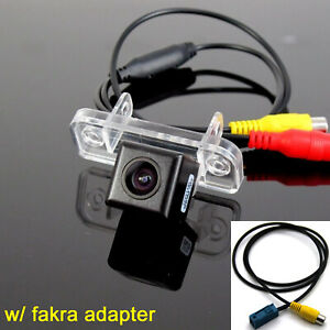 HD Car Rear View Backup Camera For Mercedes Benz CLS550 2008 2009 2010 OEM Radio