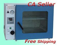 0.9 Cu Ft Digital Vacuum Drying Oven 110V Free Shipping CA Seller