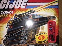 🐍🐍🐍🔥🔥🔥🔥🔥🔥G.I. Joe Retro Collection Cobra HISS TANK🔥🔥🔥🔥🔥🔥🐍🐍🐍🐍