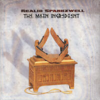Realio Sparkzwell - The Main Ingredient (Vinyl LP - 2018 - US - Original)