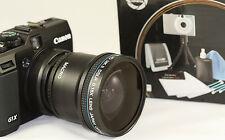 Pro FISHEYE Wide Angle 0.18X Lens Kit For Nikon Coolpix L810 L820 L830 L840