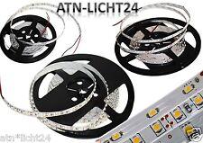 3528 5050 SMD LED Strip Streifen Leisten Funk Dimmer 12V Netzteil Trafo Warmweiß