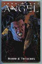 Angel Blood & Trenches 1 TPB GN IDW 2009 NM 1 2 3 4