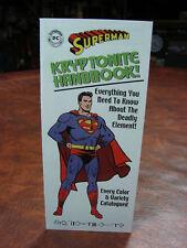 Superman: KRYPTONITE Handbook!