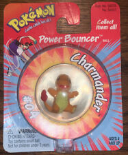 1998 hasbro Pokemon Charmander Power Bouncer New & Sealed #04 Very Rare Mint