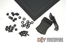 """Kydex Holster DIY Kit w/ Quick Clips (1.5"""" Belts)"""