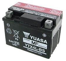 121004 Batteria Yuasa YTX4L-BS Honda Dio ZX 50 90/00