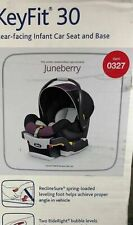 New Opened Chicco KeyFit 30 Infant Car Seat, Juneberry