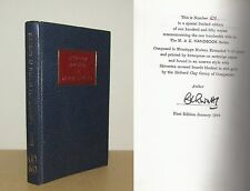 B K R Watts - M & E Handbooks Elements of Finance for Managers - Signed Ltd 1st