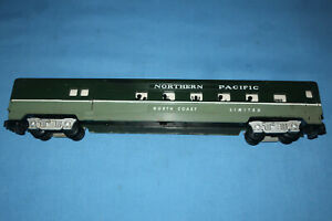 American Flyer #24843 Northern Pacific Combine Baggage Car