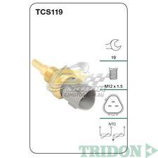 TRIDON COOLANT SENSOR FOR Daihatsu Terios 10/00-01/01 1.3L(K3-VE)