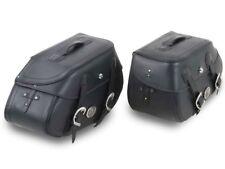 Satteltaschen Hepco & Becker Buffalo BIG C-Bow Gr:35L Farbe:schwarz Ledertaschen