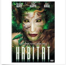 Habitat: Welcome To Living Hell DVD. Very Good!