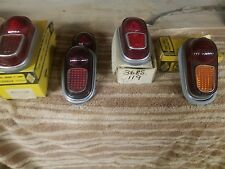 RENAULT DAUPHINE REAR TAIL LIGHTS COMPLETE. Sold each.