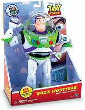 Disney Pixar Toy Story Buzz Lightyear Action Figure with Karate Chop