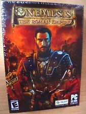 Nemesis of the Roman Empire (PC, 2004) NEW SEALED