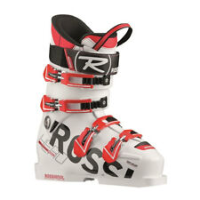 2015 Rossignol Hero WC SI 90 SC JR Ski Boots Size 24.5 RBD9050