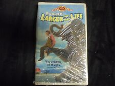 "USED VHS Movie ""Larger Than Life""  (G)"