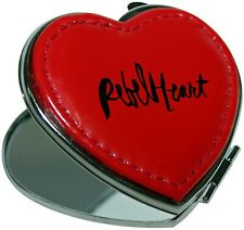 """MADONNA - Official """"Rebel Heart Tour"""" heart-shaped Compact Mirror BoyToy Inc."""