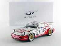 GT SPIRIT - 1/18 - PORSCHE 911 / 964 RSR - LE MANS 1993 - ZM083