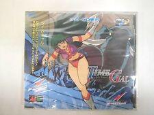 Mega CD -- TIME GAL -- Sega Genesis. JAPAN GAME. New & Sealed!! 12969