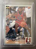 1994-95 Upper Deck Collector's Choice Basketball Calbert Cheaney #40 Bullets